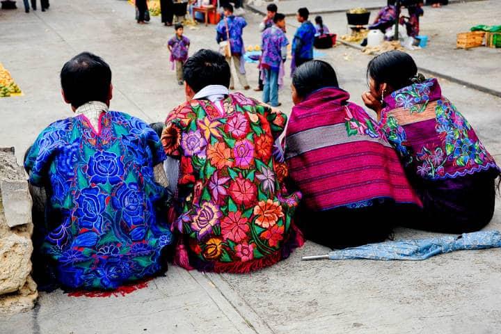 Chiapas Mi escape tours Zinacantán Tzotziles Foto Eduardo Robles Pacheco