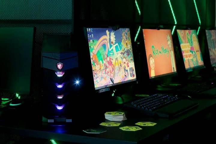 Hoteles Curiosos Arcade Foto Arcade Hotel 6