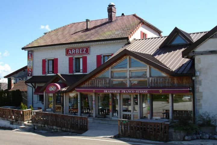 Hoteles curiosos Arbezie Foto cortesia Arbezie 2
