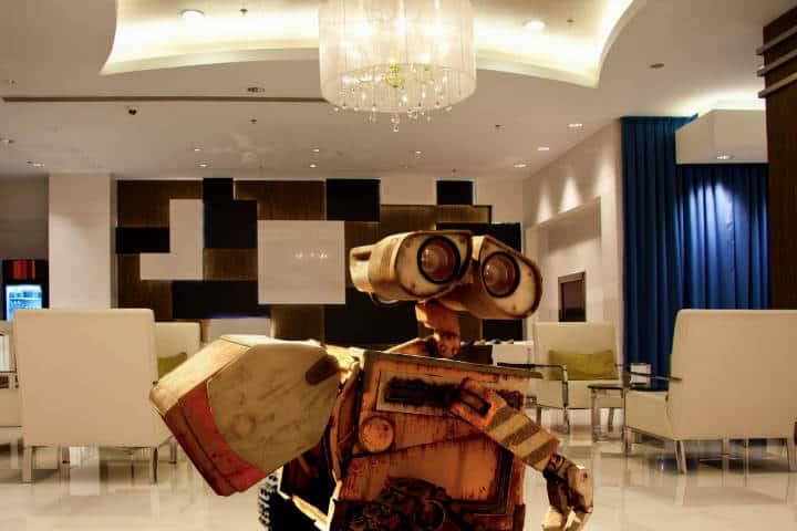 Hoteles curiosos Henn na Foto Daily best