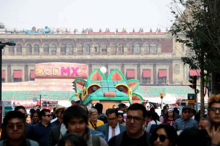 Feria México en el Corazón de México