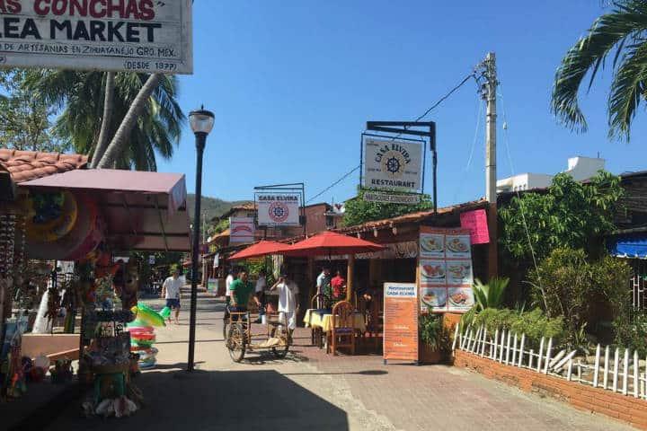 Ixtapa Zihuatanejo Foto IZ 2