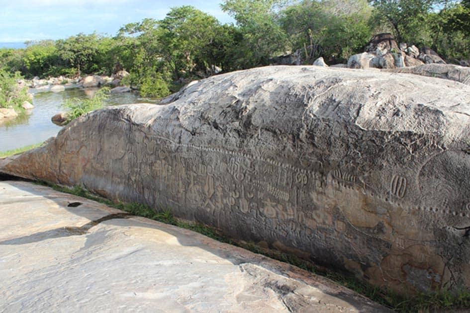 La Piedra de Ingá 1