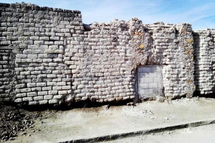 Mapimi Pueblo en ruinas Foto Luis Juárez