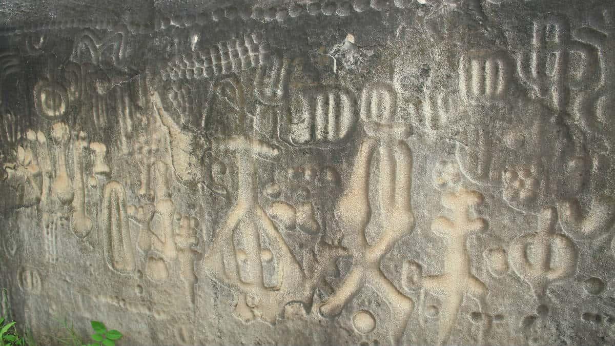 Piedra Ingá. Foto. Carlos Reis 4