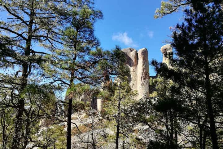 Valles de Creel Chihuahua Cuatrimotos El Souvenir 19