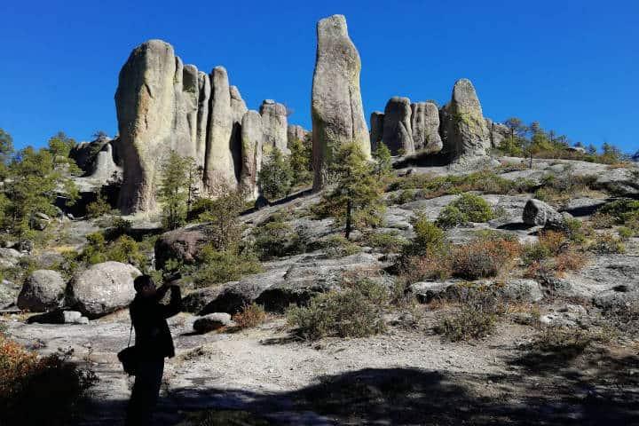 Valles de Creel Chihuahua Cuatrimotos El Souvenir 25