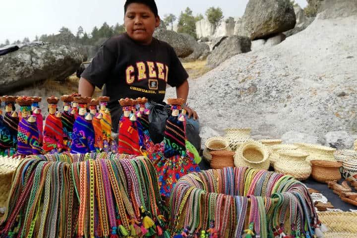 Tradición y artesanías. Foto: El Souvenir
