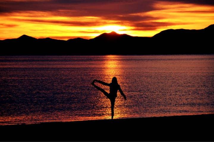 Yoga playas Foto Francois Flickr
