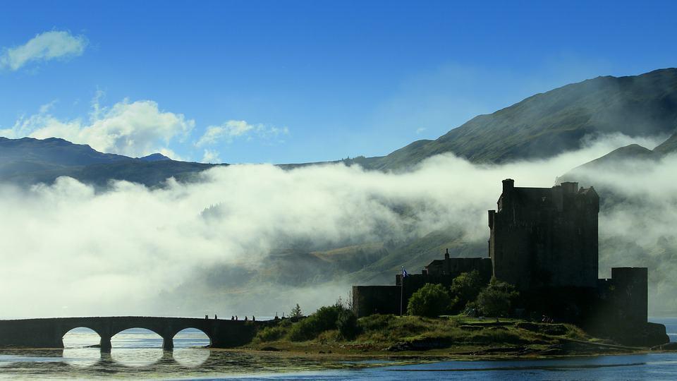 Lugares para visitar en Escocia Foto: Archivo