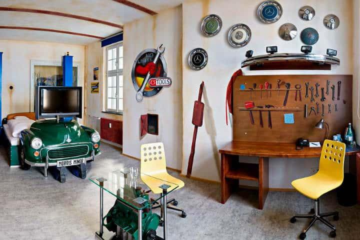 hoteles curiosos v8hotel foto cortesia V8 hotel 9