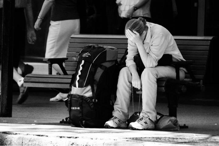 seguro de viaje Foto Shamus Dollin