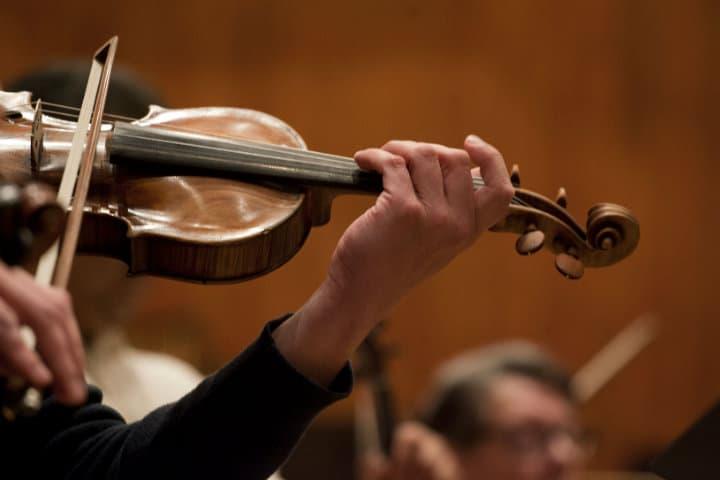 Beethoven Zocalo Filarmónica Scott Yoo Foto Secretaria de cultura CDMX 2