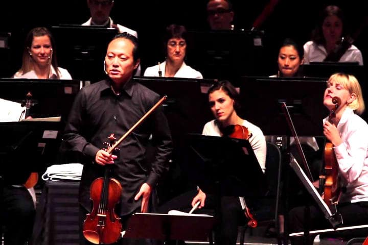 Beethoven Zocalo Filarmónica Scott Yoo Foto Youtube