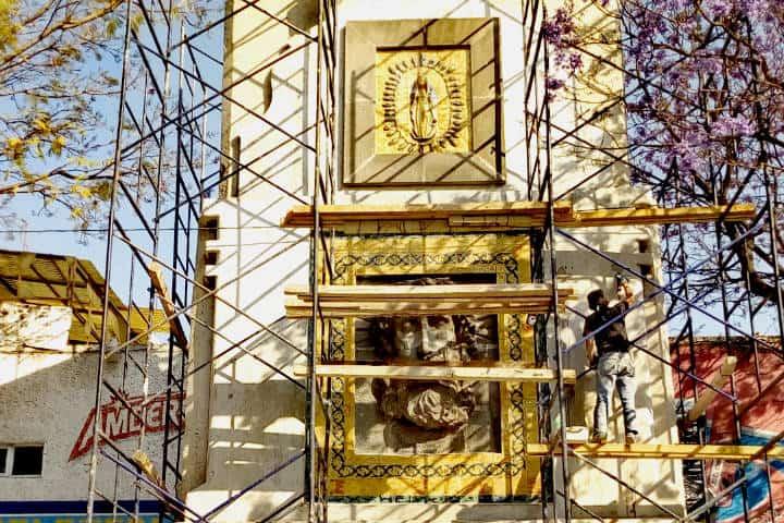 Calzada de los Misterios CDMX Foto Luis Juárez 12