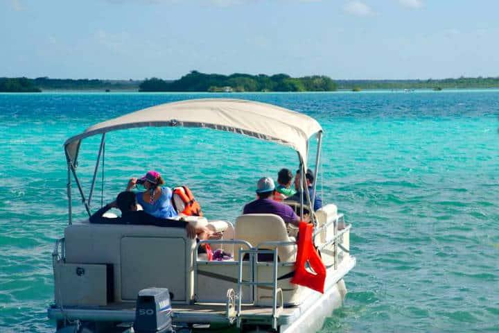 Costa Maya Bacalar Foto Zazil H