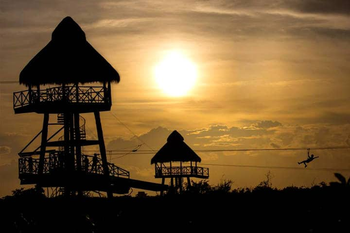Costa Maya Mahahual Foto Parque Mayá 3