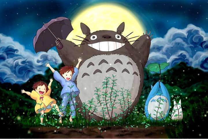 Puente Mi vecino Totoro Foto CaixaForum