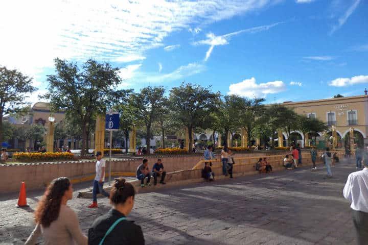 Querétaro Centro Foto D Leo Mayén