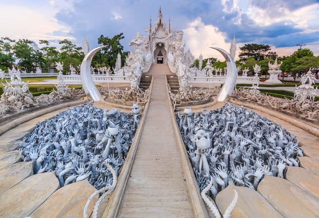 Templo Blanco_ Koktejl