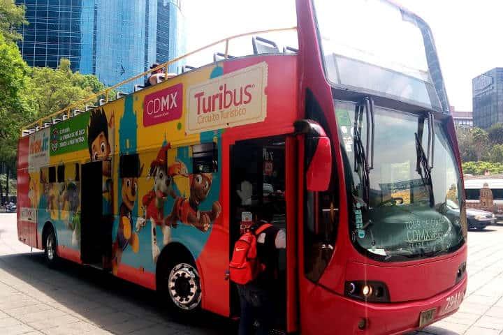 Transportes curiosos Turibus Foto El Souvenir