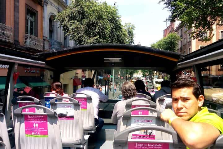 Transportes curiosos Turibus Foto El Souvenir 2