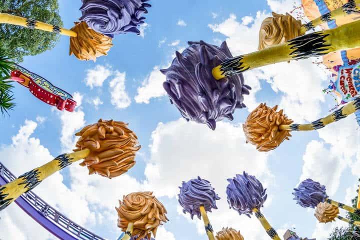 Universal Studios Adam Kubert Seuss Landing Foto Spreadingmagic
