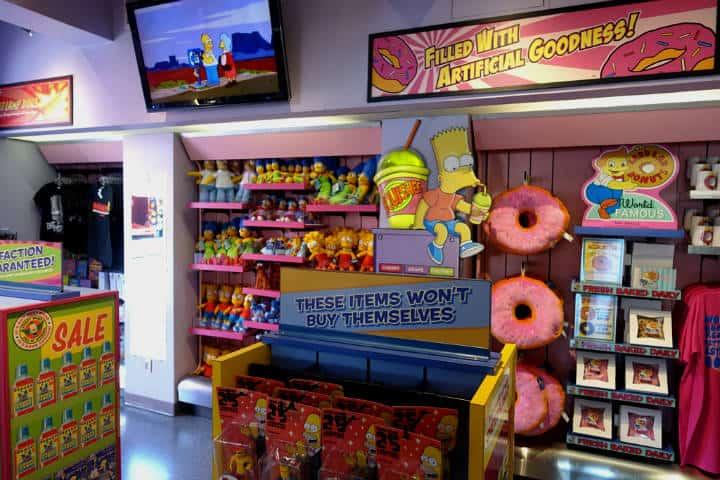 Universal Studios Kwik E Mart Foto ThemeGo