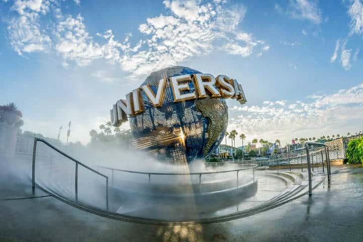 Universal Studios Orlando Foto USO Florida 23