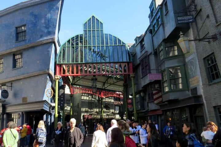 Universal Studios Orlando Foto USO Florida 4