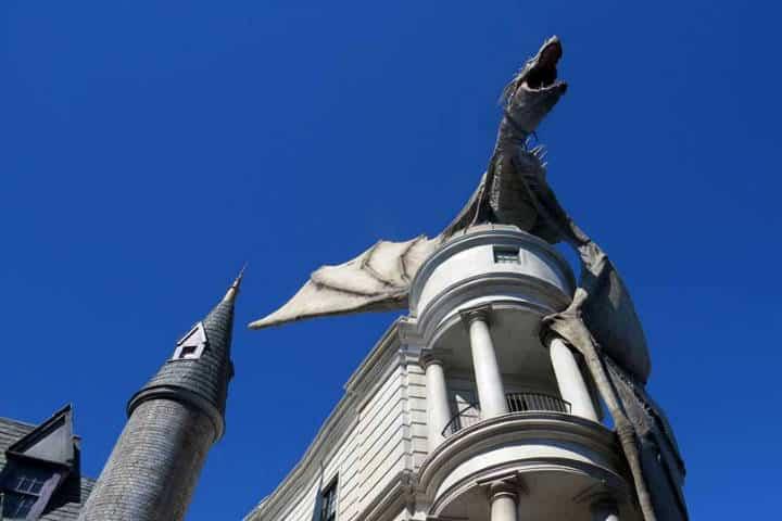 Universal Studios Orlando Foto USO Florida 5