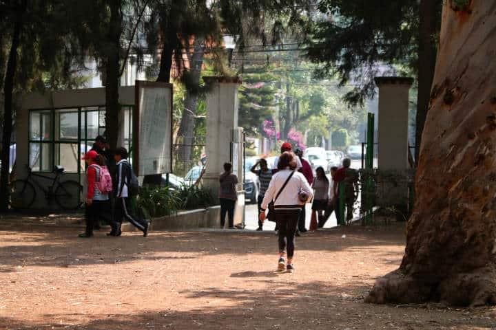 Viveros Coyoacán Foto Fidel Enríquez 48