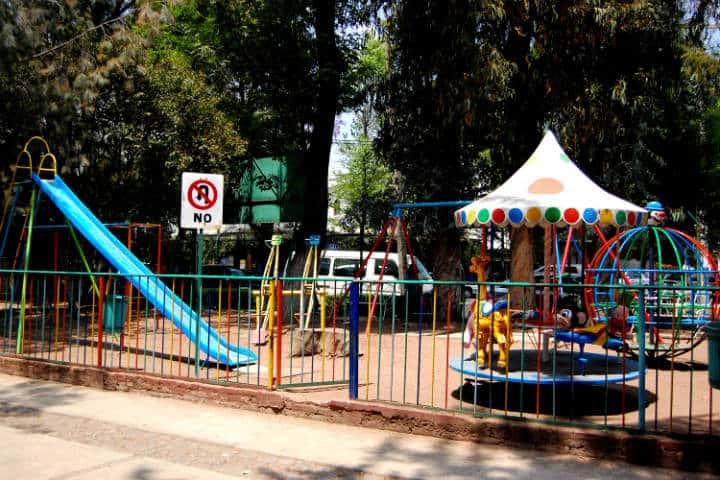 Viveros Coyoacán Foto Omar Bárcena 1