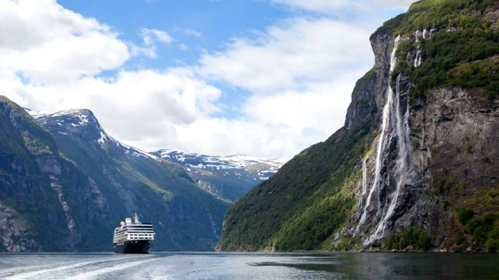 portada Cruceros Azamara Fiordos Noruega Foto Azamara Club Cruises