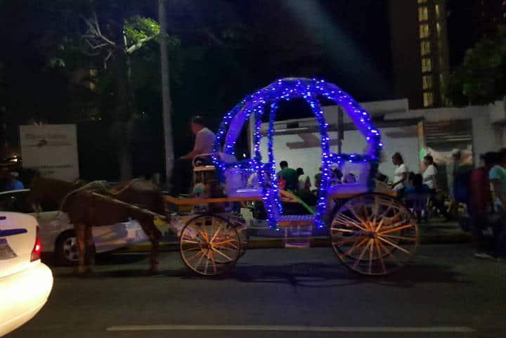 transportes curiosos Calandria Acapulco Foto Leticia Álvarez