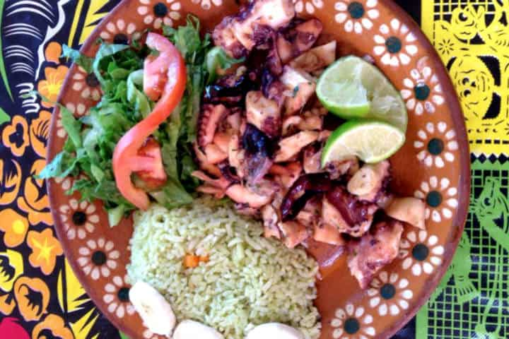 Comer rico y barato en Playa del Carmen 1