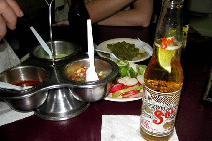 Comer rico y barato en Playa del Carmen El Fogón 2