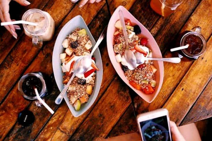 Comer rico y barato en Playa del Carmen Madrez Café 2