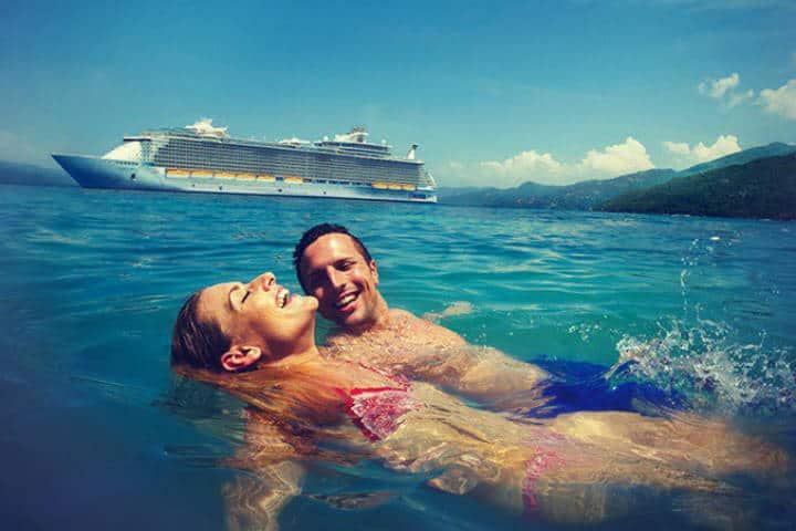 Objetos prohibidos en un crucero Foto Royal Caribbean International ok