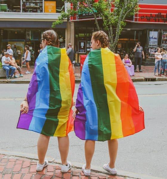Portada LGBT. Foto. Mercedes Mehling