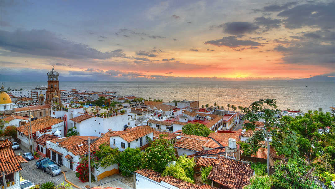 Puerto Vallarta sunset