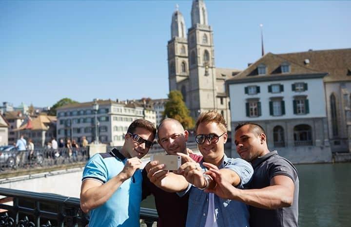 Zurich LGBT. Foto Mister&Bnb