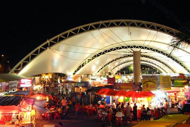 Pabellón de la Feria de San Marcos