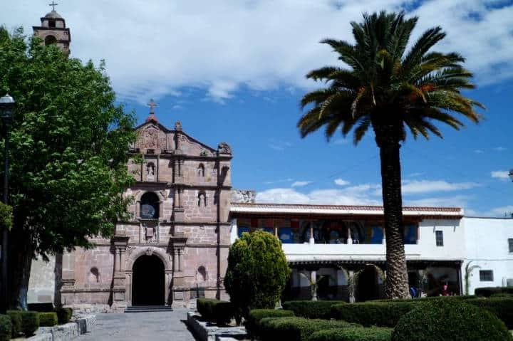 Aculco Foto Catedrales e Iglesias