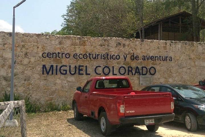 Cenote Azul Miguel Colorado Campeche Foto Paraiso Jarocho copia
