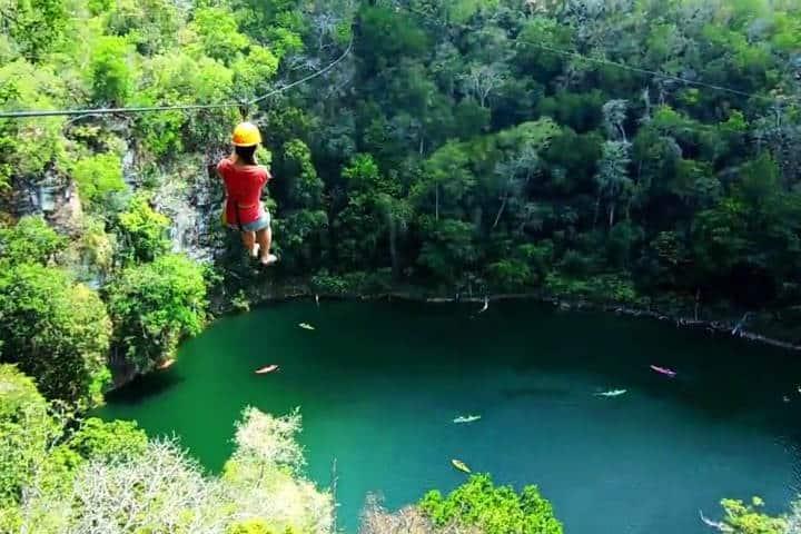 Cenote Azul Miguel Colorado Foto Pacha Gian 1