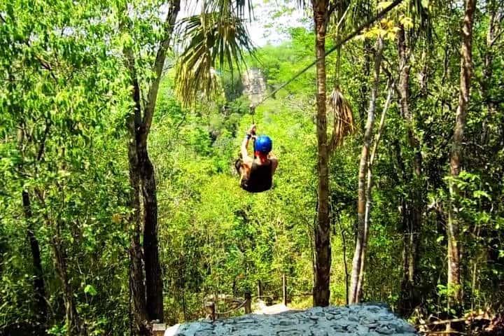 Cenote Azul Miguel Colorado Foto Pacha Gian 4