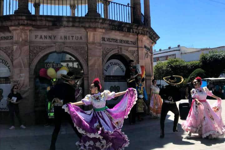 Feria Nacional de San Marcos Bailes Foto FNSM 3