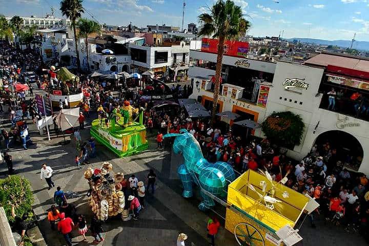 Feria Nacional de San Marcos Calles Foto FNSM 3