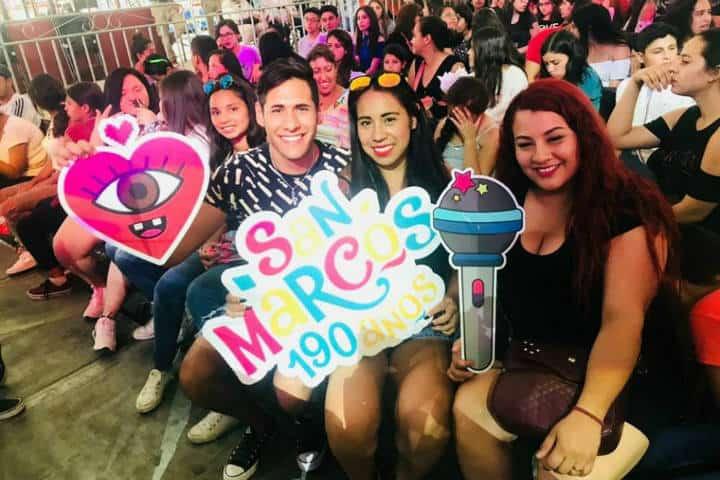 Feria de Aguascalientes 2018 Foro de las Estrellas Foto FNSM 1